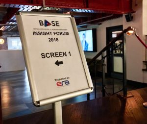 BASE signage
