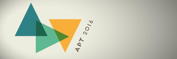 APT2016 Logo