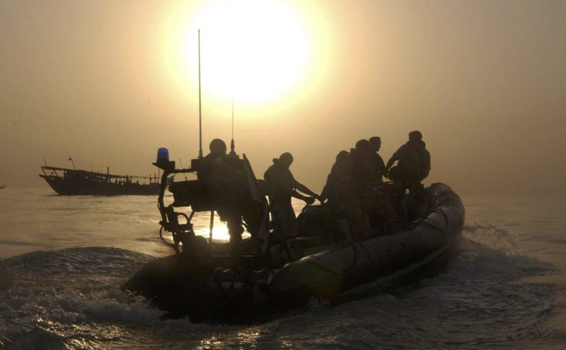 Keeping the Seas Free: New MSc in Maritime Security
