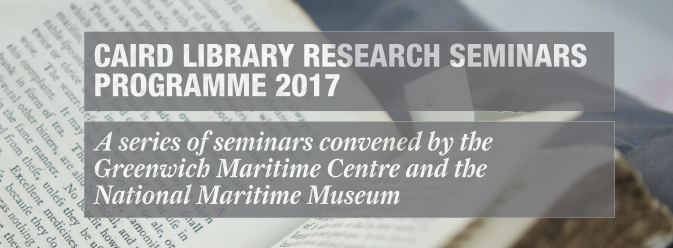 "Seminar at National Maritime Museum: ""Skidoos, snowshoes and climate change: curating 'Polar Worlds'"""